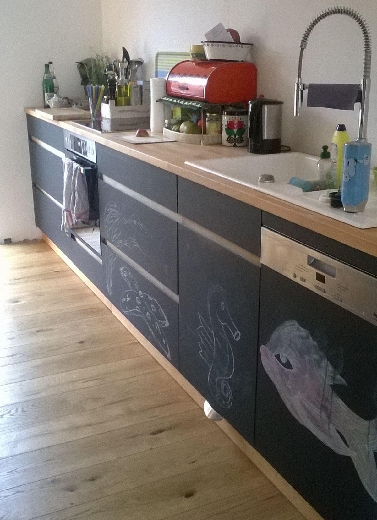 Massivholzküchen aus unserer Schreinerei  RobinKruso Mannheim